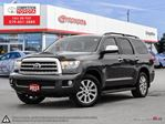 2013 Toyota Sequoia Limited 5.7L V8 One Owner, No Accidents, Toyota Serviced in London, Ontario
