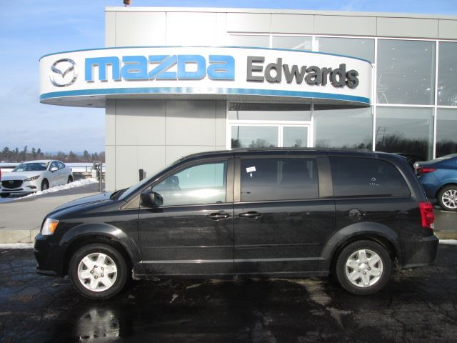 2012 DODGE GRAND CARAVAN SE/SXT in Pembroke, Ontario