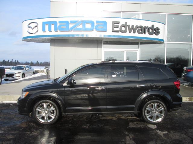 2013 DODGE JOURNEY R/T in Pembroke, Ontario