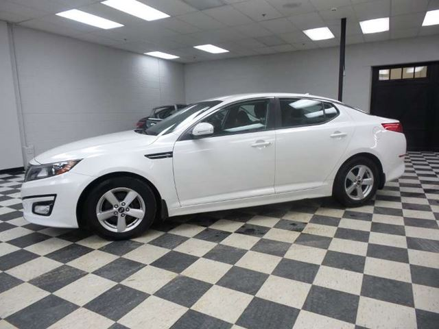 2015 Kia Optima LX - KEYLESS ENTRY**HEATED SEATS**BLUETOOTH in Kingston, Ontario