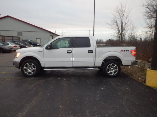 2013 Ford F 150 Xlt Crew Cayuga Ontario Used Car For