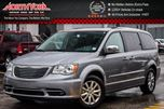 2016 Chrysler Town and Country Limited Sunroof RearEntertain Nav RearCam HtdSeats 17Alloys  in Thornhill, Ontario