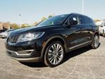 2016 Lincoln MKX AWD w/Navigation & Panoramic Roof in Mississauga, Ontario