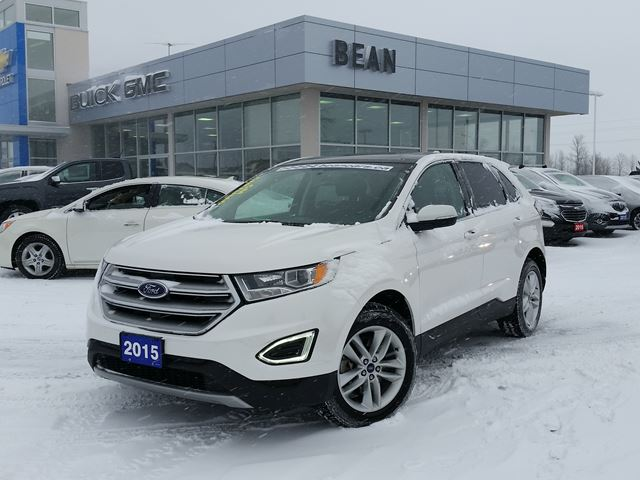 2015 ford edge sel carleton place ontario used car for. Black Bedroom Furniture Sets. Home Design Ideas