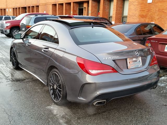 Used 2014 mercedes benz cla class cla250 toronto for 2014 mercedes benz cla class