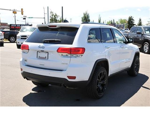2014 jeep grand cherokee limited edmonton alberta car for sale 2672128. Black Bedroom Furniture Sets. Home Design Ideas