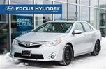 2012 Toyota Camry 4-door Sedan XLE in Winnipeg, Manitoba