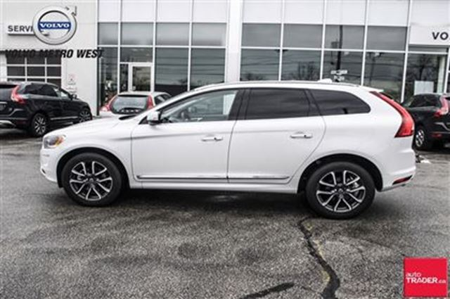 2016 volvo xc60 t5 special edition premier toronto ontario used car for sale 2672252. Black Bedroom Furniture Sets. Home Design Ideas