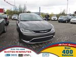 2016 Chrysler 200 Limited   ONE OWNER   HEATED SEATS   SAT RADIO in London, Ontario