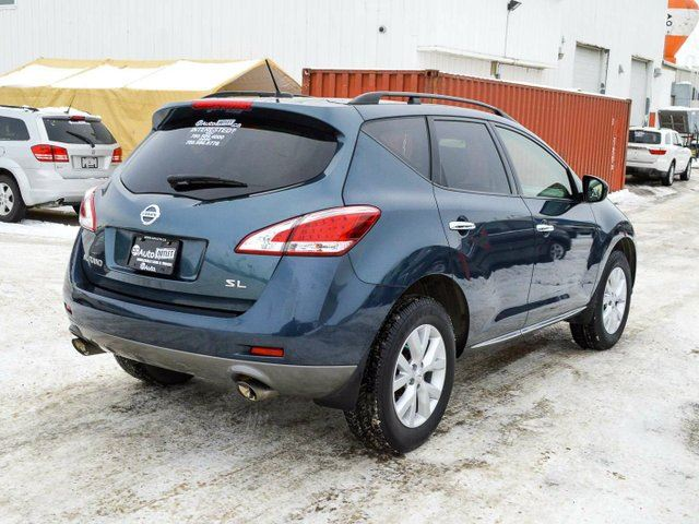 2013 nissan murano sl edmonton alberta used car for. Black Bedroom Furniture Sets. Home Design Ideas