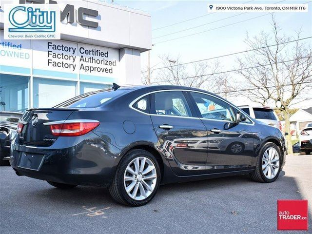 2014 buick verano toronto ontario used car for sale 2672614. Black Bedroom Furniture Sets. Home Design Ideas