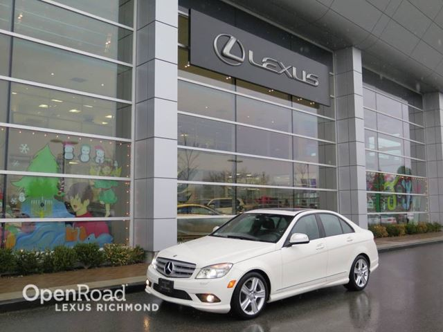 2008 Mercedes-Benz C-Class C300 4-Matic in Richmond, British Columbia