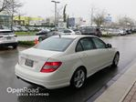 2008 Mercedes-Benz C-Class C300 4-Matic in Richmond, British Columbia image 2