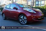 2015 Nissan Leaf SL PREM QC in Victoria, British Columbia
