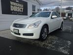 2008 Infiniti G35 x SEDAN AWD 3.5 L in Halifax, Nova Scotia