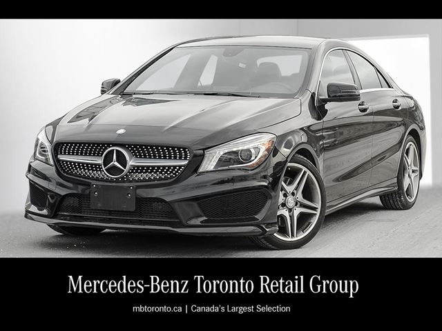 2014 mercedes benz cla250 coupe markham ontario used for Mercedes benz markham