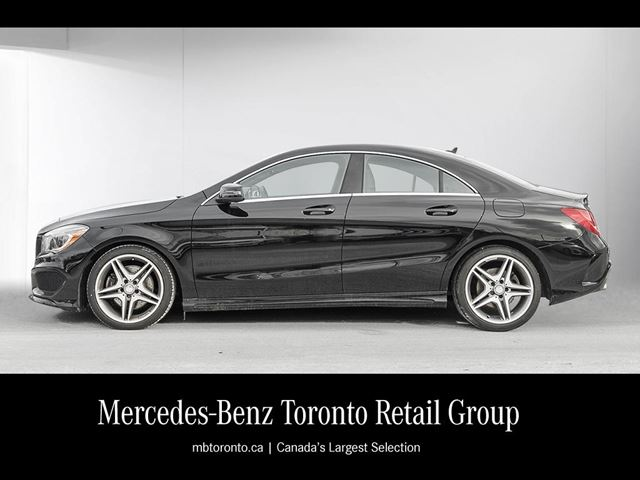 2014 mercedes benz cla250 coupe markham ontario used for Mercedes benz cla250 used