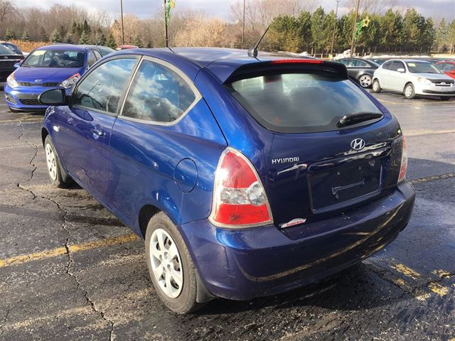 2009 hyundai accent se cayuga ontario used car for sale. Black Bedroom Furniture Sets. Home Design Ideas