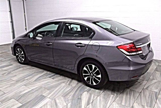 2014 honda civic ex sunroof reverse camera heated seats for Honda civic sunroof