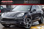 2011 Porsche Cayenne S AWD PanoSunroof HtdSeats Bose DrvrMem Bluetooth 22Alloys  in Thornhill, Ontario