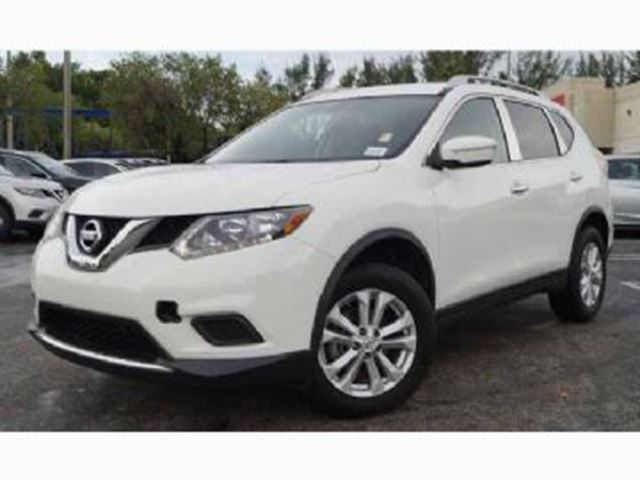 2015 nissan rogue sv awd mississauga ontario used car for sale 2672702. Black Bedroom Furniture Sets. Home Design Ideas