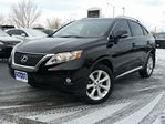 2010 Lexus RX 350 LUXURY AWD-SUV-NAVIGATION-HEATED AND COOLED LEATHER SEATS in Belleville, Ontario