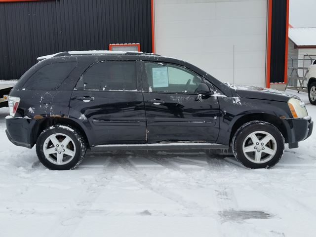 2006 chevrolet equinox lt fwd black len 39 s automotive. Black Bedroom Furniture Sets. Home Design Ideas