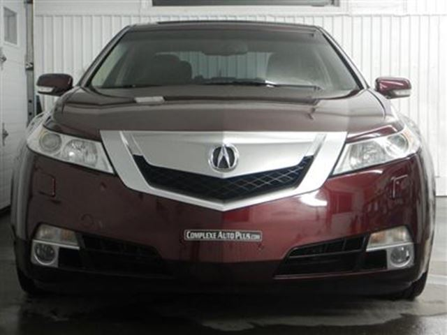 used 2010 acura tl sh awd tech navi gps cuir toit. Black Bedroom Furniture Sets. Home Design Ideas