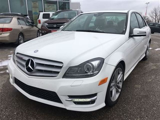 2013 mercedes benz c class c300 l former west island mb vehicle mississauga ontario used car. Black Bedroom Furniture Sets. Home Design Ideas