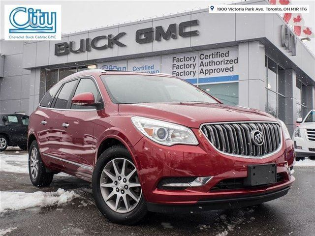 2014 buick enclave leather toronto ontario used car for. Black Bedroom Furniture Sets. Home Design Ideas