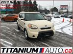 2010 Kia Soul Heated Seats+BlueTooth+Traction Cruise Control+ECO in London, Ontario