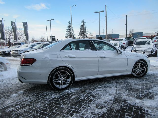 2014 mercedes benz e550 4matic sedan ottawa ontario for Mercedes benz e550 4matic