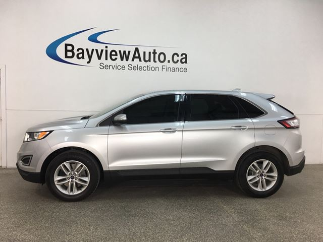 2016 ford edge sel awd remote start leather sync belleville ontario used car for sale. Black Bedroom Furniture Sets. Home Design Ideas