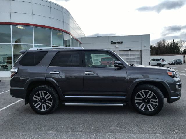 Runner Remote Start >> 2016 Toyota 4Runner LIMITED+REMOTE START! - Cobourg, Ontario Used Car For Sale - 2673156