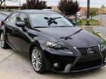 2014 Lexus IS 250 AWD w/Luxury Package in Mississauga, Ontario