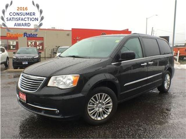 2016 chrysler town and country touring l leather navigation dvd back up camer mississauga. Black Bedroom Furniture Sets. Home Design Ideas