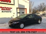 2011 Honda Civic DX-G in Winnipeg, Manitoba