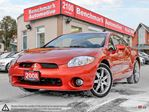 2008 Mitsubishi Eclipse GT-P V6-CLEAN CARPROOF-4 NEW TIRES-84 KM in Scarborough, Ontario