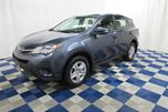 2013 Toyota RAV4 LE/CLEAN HISTORY/ LOCAL/LOW KM/GREAT PRICE in Winnipeg, Manitoba