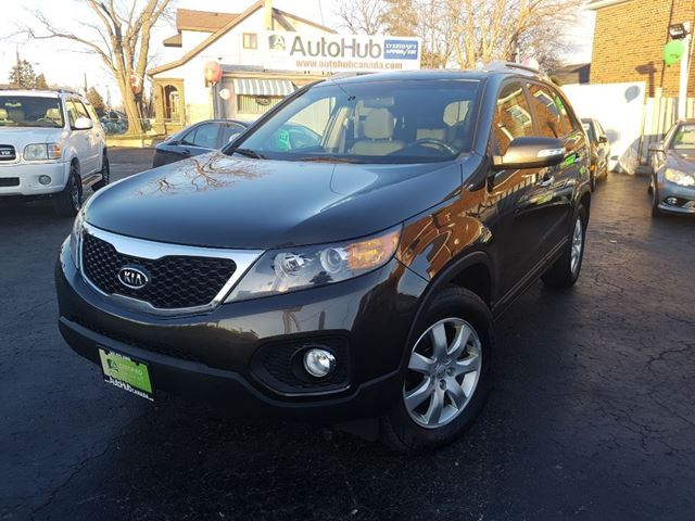 2012 kia sorento lx 4 cyl new tires great condition low fin hamilton ontario used car for. Black Bedroom Furniture Sets. Home Design Ideas
