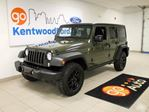 2015 Jeep Wrangler Unlimited Sport! Don't be cheap buy the Jeep! in Edmonton, Alberta