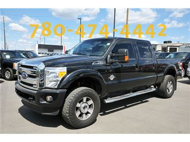 2015 ford f 350 lariat edmonton alberta used car for sale 2673990. Black Bedroom Furniture Sets. Home Design Ideas