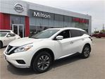 2016 Nissan Murano SL LEATHER AWD 12, 000km in Milton, Ontario
