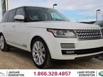 2013 Land Rover Range Rover HSE - CPO 6yr/160000kms manufacturer warranty included until January 24, 2019! CPO rates starting at 2.9%! LOCAL ONE OWNER TRADE IN | NO ACCIDENTS | FULL 3M PROTECTION APPLIED | 510 HP | NAVIGATION | SURROUND CAMERA SYSTEM | PARK ASSIST | REVERSE TRA in Edmonton, Alberta