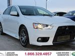 2013 Mitsubishi Lancer MR - 450 HORSEPOWER AMS PERFORMANCE KIT - LOCAL EDMONTON TRADE IN | UPGRADED INTERCOOLER/INTAKE/EXHAUST | 2 SETS OF RIMS AND TIRES | NAVIGATION | HEATED LEATHER RECARO RACING SEATS | POWER SUNROOF | FACTORY SUBWOOFER | VERY WELL CARED FOR | BBS WHEEL in Edmonton, Alberta
