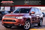 2014 Mitsubishi Outlander GT AWD 7-Seat Leather Sunroof Backup Cam Rockford Fosgate 18Alloys in Thornhill, Ontario