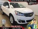 2014 Chevrolet Traverse 1LT in Lethbridge, Alberta