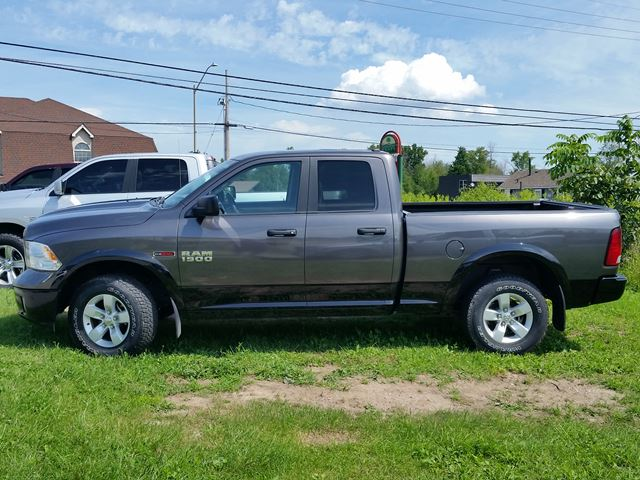 2015 dodge ram 1500 outdoorsman 4x4 eco diesel fort erie ontario car for sale 2674013. Black Bedroom Furniture Sets. Home Design Ideas