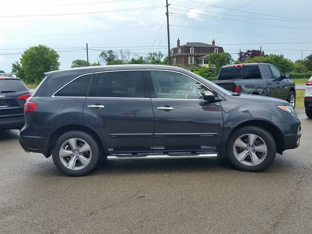 2013 acura mdx sh awd beamsville ontario car for sale. Black Bedroom Furniture Sets. Home Design Ideas