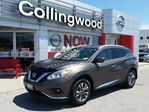 2017 Nissan Murano SL AWD w/NAV *NEW* in Collingwood, Ontario